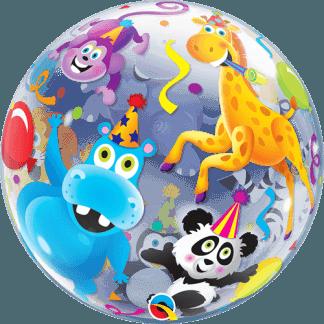 Bubble balloner